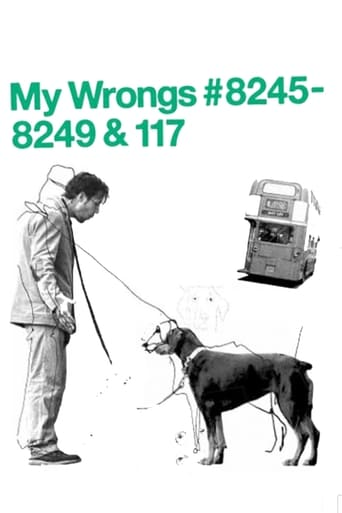 Poster of My Wrongs 8245–8249 & 117