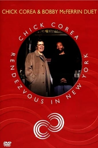 Poster of Chick Corea Rendezvous in New York - Chick Corea & Bobby McFerrin Duet