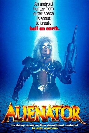 Poster of Alienator