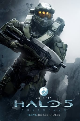 Poster of Halo 5: Guardians