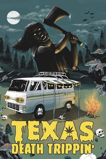 Texas Death Trippin' Poster
