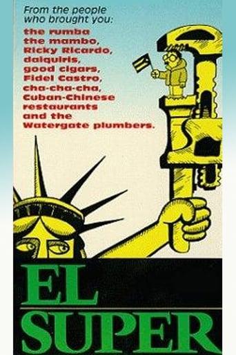 Poster of El Super