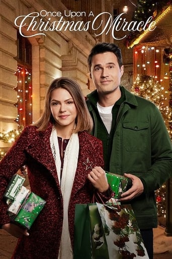 Poster of Once Upon a Christmas Miracle