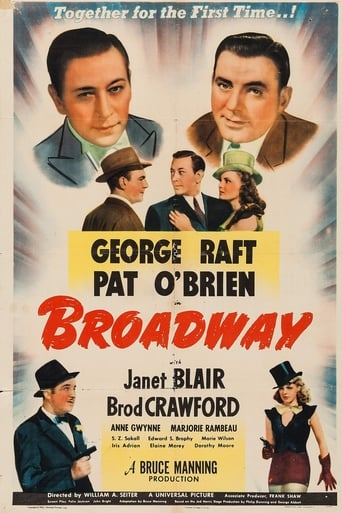 Poster of Broadway