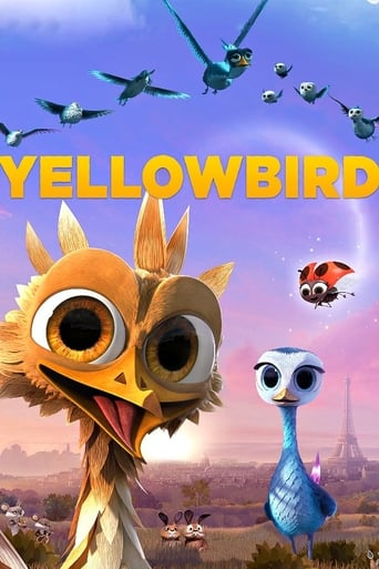Poster of Yellowbird
