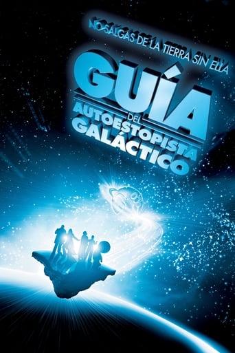 Poster of Guía del autoestopista galáctico