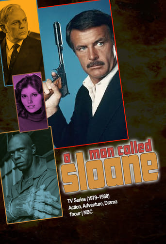 Poster of A Man Called Sloane