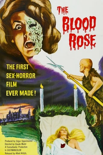 Poster of The Blood Rose