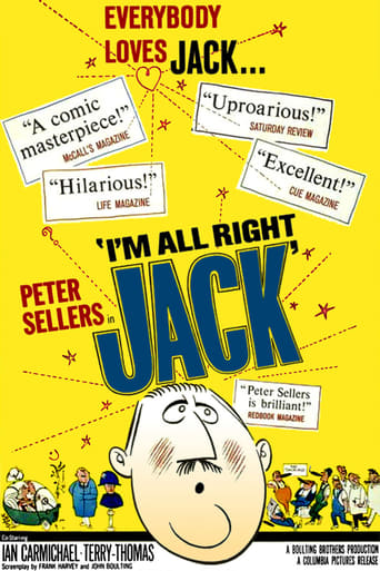 I'm All Right Jack (1959) - poster