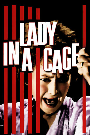 Poster of Lady in a Cage