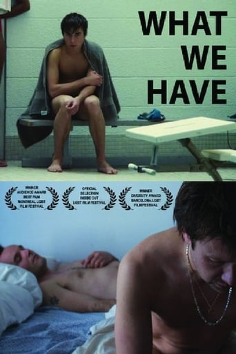 What We Have poster