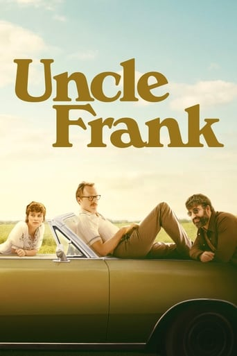 Poster Uncle Frank