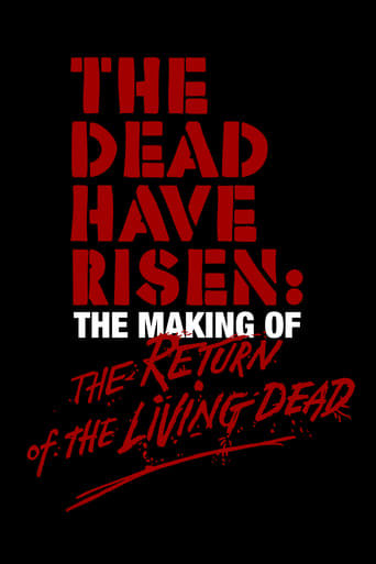 Poster of The Dead Have Risen: The Making of 'The Return of the Living Dead'