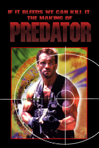 If It Bleeds We Can Kill It: The Making of 'Predator' Movie Poster