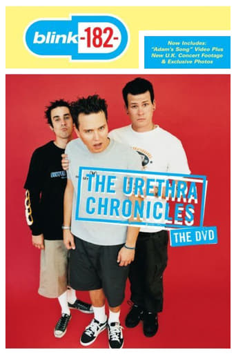 Poster of blink-182: The Urethra Chronicles