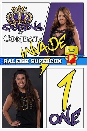 Queens of Combat Invade Supercon Night 1