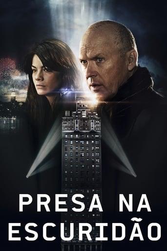 Presa na Escuridão - Poster