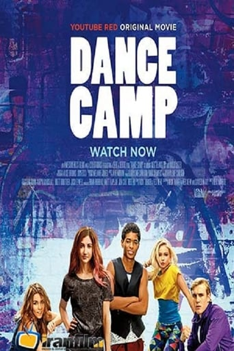 Poster of Dance Camp