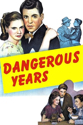 Poster of Dangerous Years