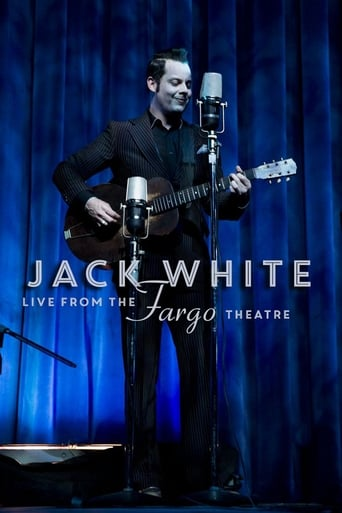 Poster of Jack White - Live from the Fargo Theatre