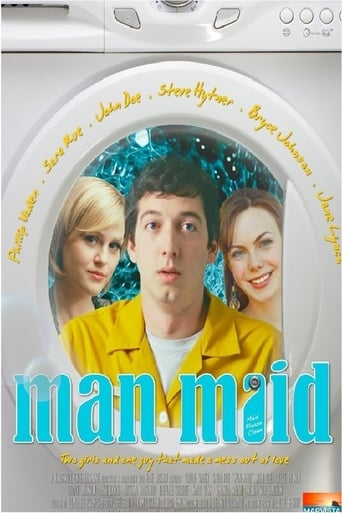 Poster of Man Maid