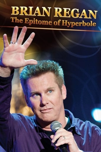 Poster of Brian Regan: The Epitome of Hyperbole