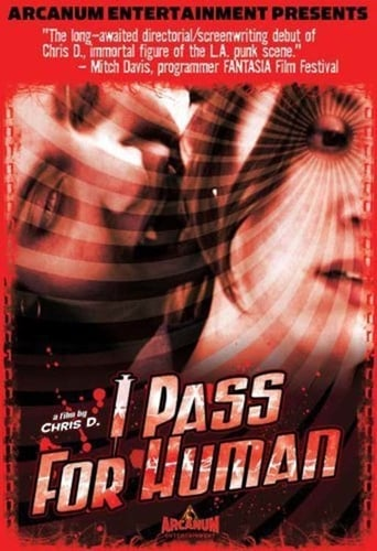 Poster of I Pass for Human