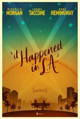 Poster of It Happened in L.A. fragman