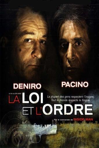 Poster of La Loi et l'Ordre