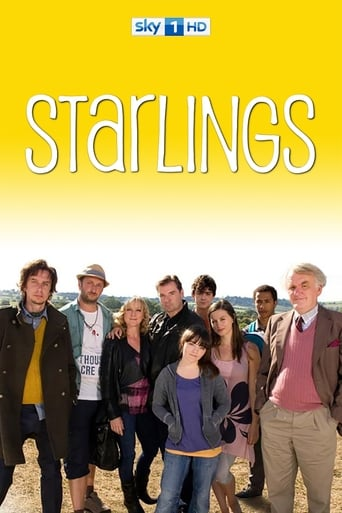 Poster of Starlings