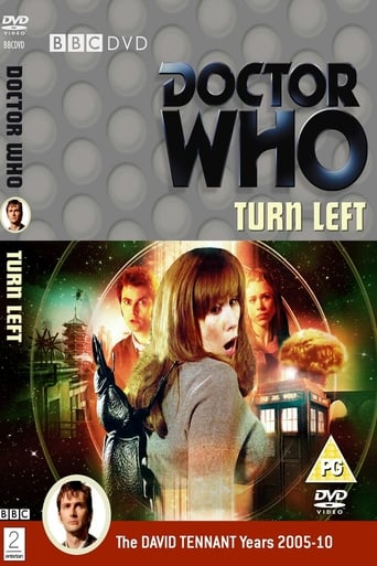Poster of Doctor Who: Turn Left