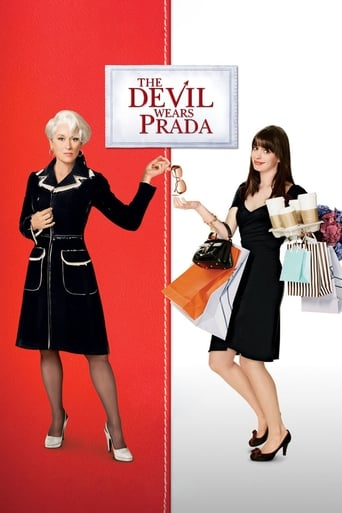 Poster of The Devil Wears Prada