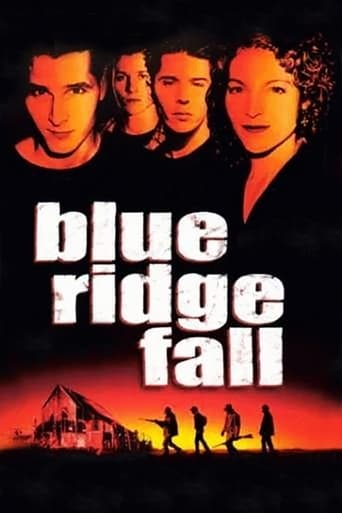 Poster of Blue Ridge Fall