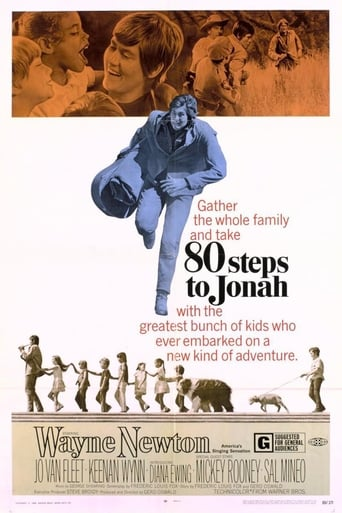 Poster of 80 Steps to Jonah