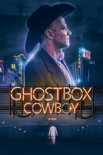 Poster of Ghostbox Cowboy