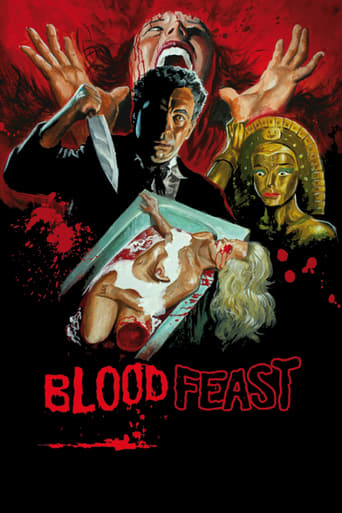 Poster of Blood Feast