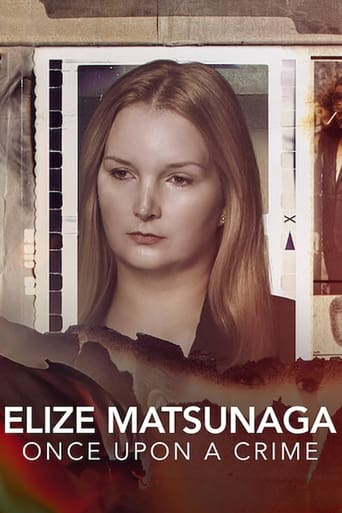 Elize Matsunaga: Once Upon a Crime poster