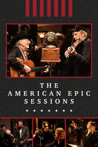 Poster of The American Epic Sessions fragman