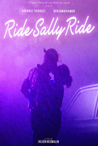 Poster of Ride Sally Ride