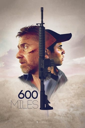 Poster of 600 Miles