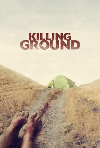 Poster of Killing Ground fragman