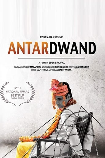 Poster of Antardwand