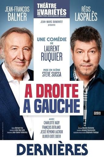 Poster of À droite, à gauche (Théâtre)