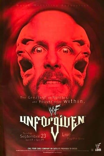 WWE Unforgiven 2001