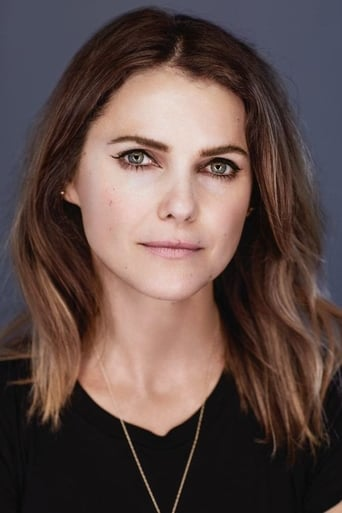 Keri Russell alias Wonder Woman (voice)