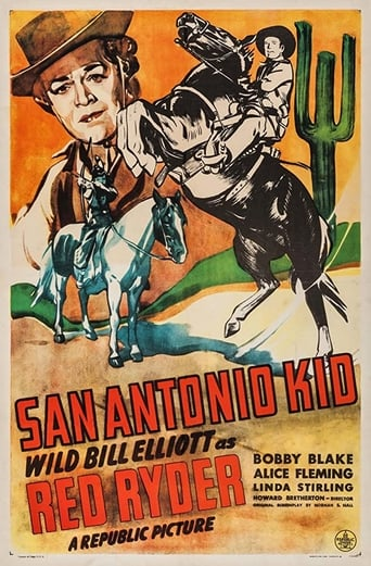 Poster of San Antonio Kid