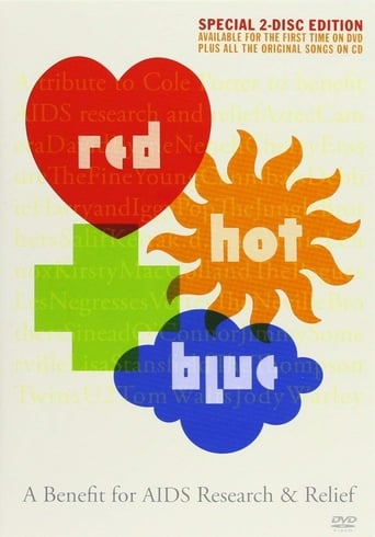 Poster of Red Hot + Blue: A Tribute to Cole Porter