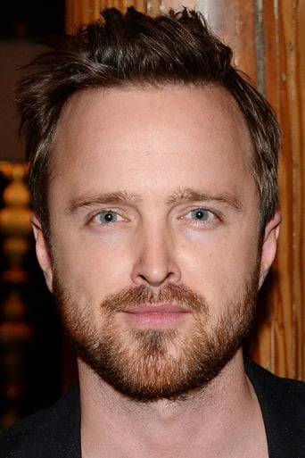 Image of Aaron Paul