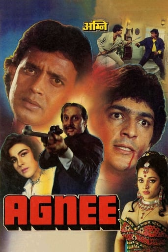Poster of Agnee