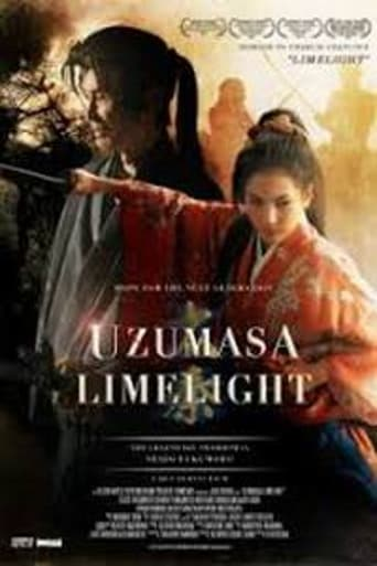 Poster of Uzumasa Limelight